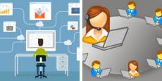 Tehnična pomoč učencem in staršem pri delu na daljavo